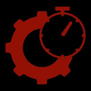 Effizienz-Icon
