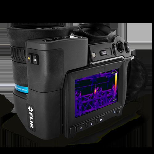 FLIR T1020 Produkt