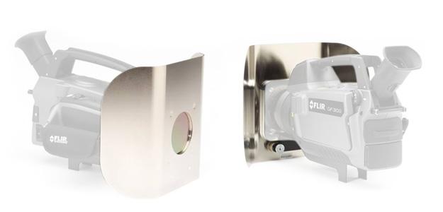 FLIR GF309-hitzeschutzschild