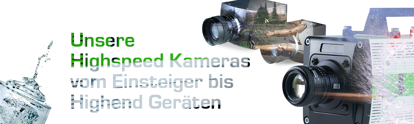 Highspeed Kameras