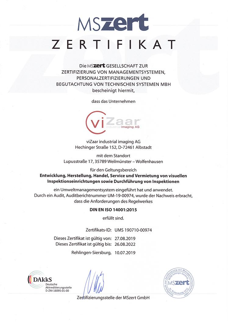 ISO 14001_DE