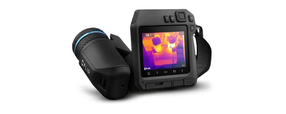 Flir Wärmebildkamera FLIR T540 Screen