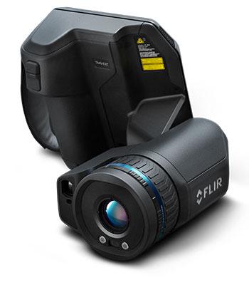 Flir Wärmebildkamera FLIR T540 Optikeinheit