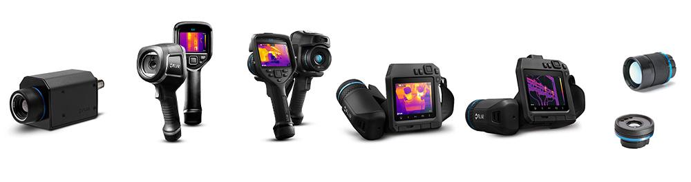 Gebrauchtsysteme Wärmebildkameras