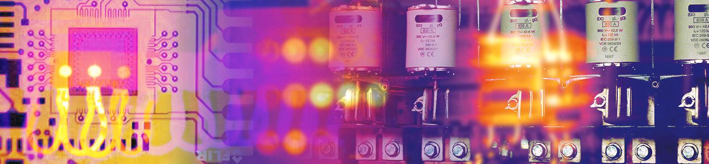 Banner-Elektrothermografie