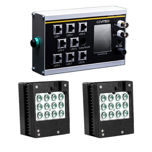 High-Power-LED-Set