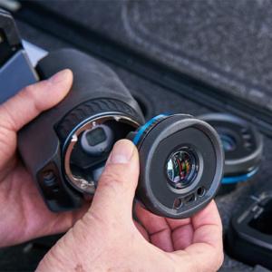 Wärmebildkamera Objektiv