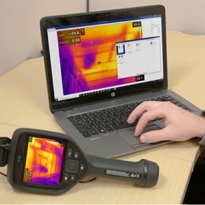Thermografie-Software-Schulung