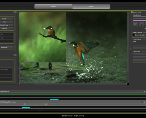 EDIT with i-SPEED Movie Maker