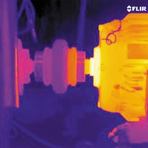 Industriethermografie-mechanische-Instandhaltung