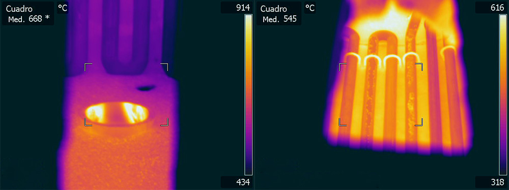 Thermografieaufnahme-FLIR-GF309
