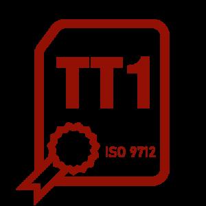 Zertifizierung ISO 9712 TT Stufe 1 (gemäß DIN 54162)