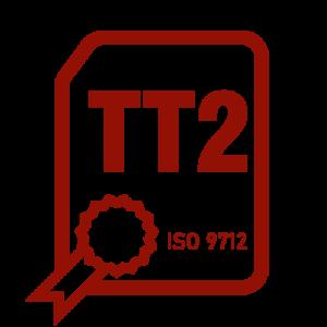 Zertifizierung ISO 9712 TT Stufe 2 (gemäß DIN 54162)