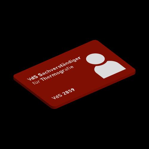 Vds-2859-Sachverständiger-Ausweis